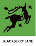 Gourmet Holiday Chocolate Blackberry Sage