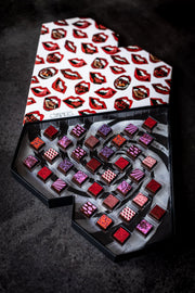 Valentines Chocolate Heart Luxury Gift Box