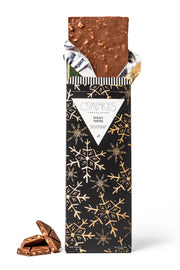 Compartes Holiday Sticky Toffee Chocolate Bar