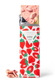 Strawberry Shortcake Gourmet Compartes Chocolate Bar