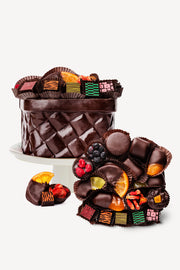 Gourmet Easter Basket Easter Chocolates Los Angeles Compartes Chocolatier Gift