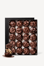 World's Best Chocolate Dark Chocolate Covered Nuts Vegan Gift Box