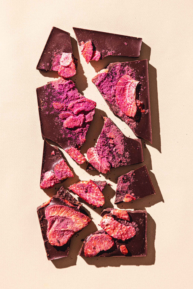 Organic Vegan Dark Chocolate Superfood Bar