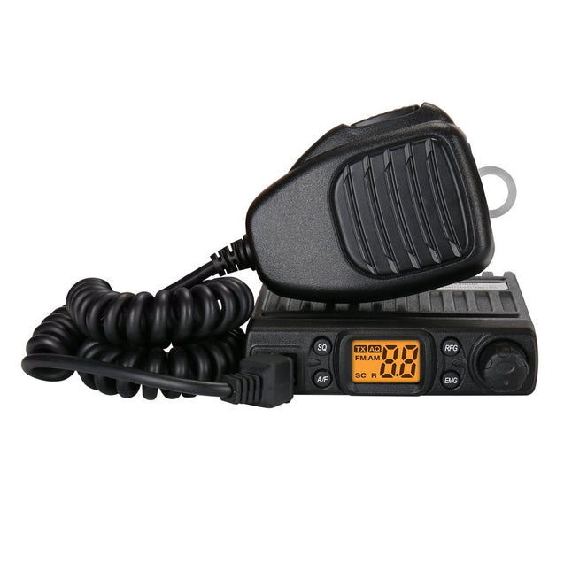 Radioddity CB-27 CB Radio Mobile Radio  | AM/FM | 4W | PA System | 80 Channel