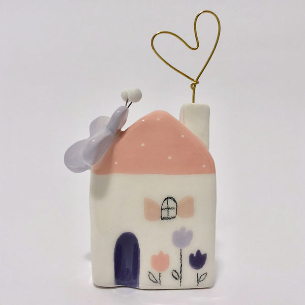 Ceramic Village House