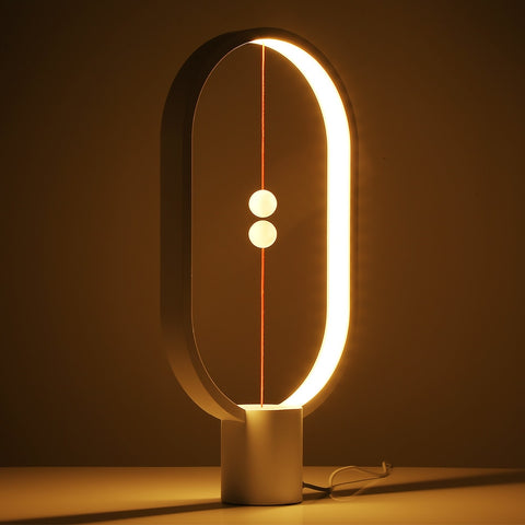 Image of Hygge Designer Lamp - Modern Desk and Bed Light