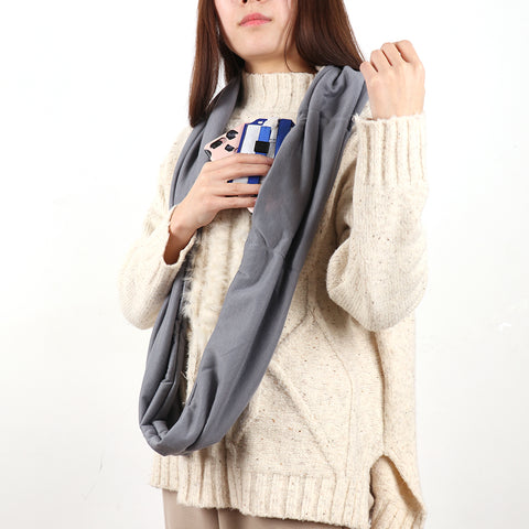 Image of Infinity Pocket Scarf