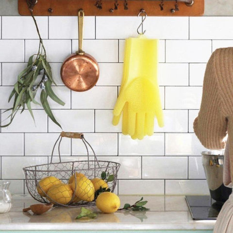 DishHeroes - Perfect Dish Washing Gloves