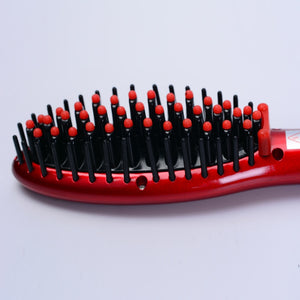 StraightBrushX - Brush + Straightener ALL-IN-ONE!