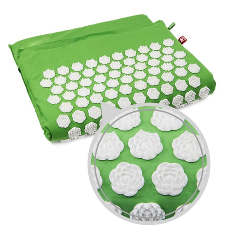 Image of HealFlow - Acupressure Mat & Pillow Complete Set