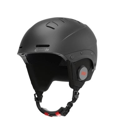 Self-Heating Wintersport Helmet