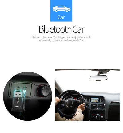 2 in 1 Bluetooth Wireless Adapter-5
