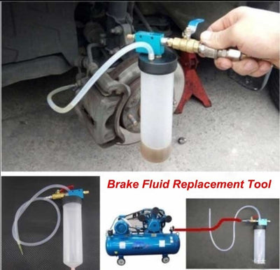 Auto Brake Fluid Replacement Tool
