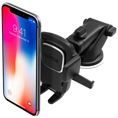 Easy One Touch 4 Dash & Windshield Car Mount Phone Holder