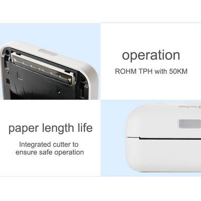 Portable Thermal Bluetooth Printer-11