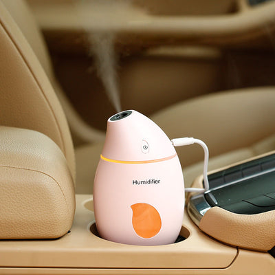 Evisnic Mango Ultrasonic Humidifier with LED Light