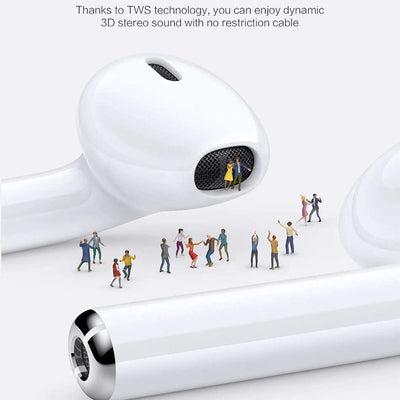 I9S TWS Wireless 5.0 Bluetooth Headphones