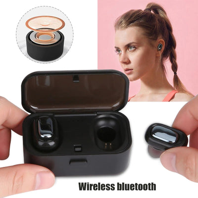 L1 TWS Waterproof Bluetooth Wireless Earbuds