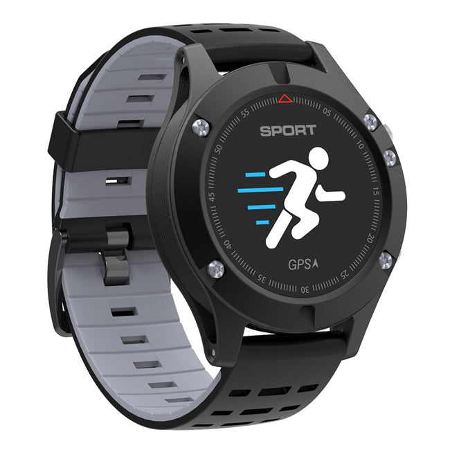 Evisnic Outdoor GPS Bluetooth Smart Watch