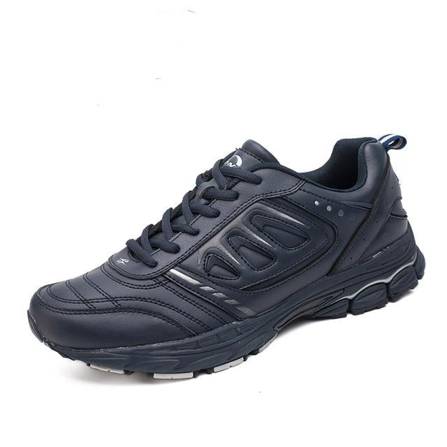 Lace Up Trekking Sneakers Running Shoes