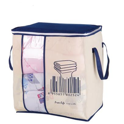 Non-woven Portable Clothes Storage Bag Organizer