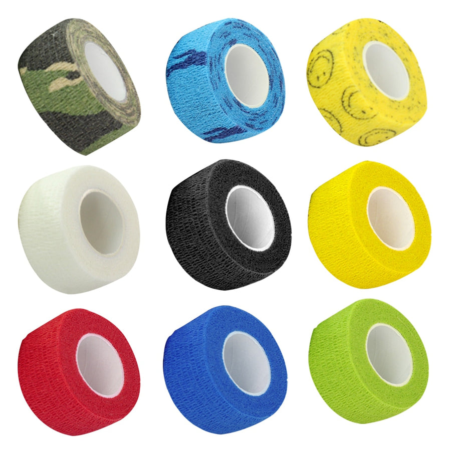 Tattoo Accesories Grip Wrap Roll Elastic Bandage Handle Tube