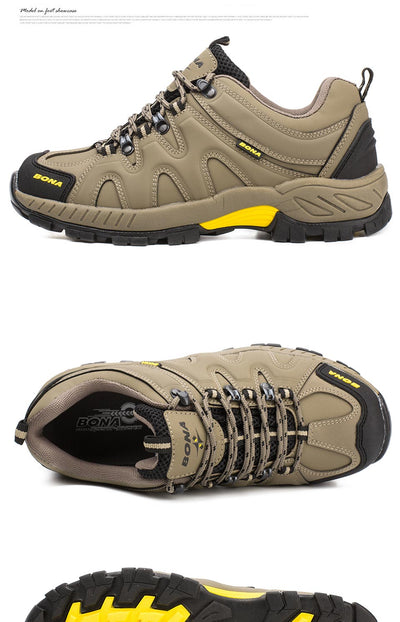 Men Outdoor Non-Slip Hiking Shoes
