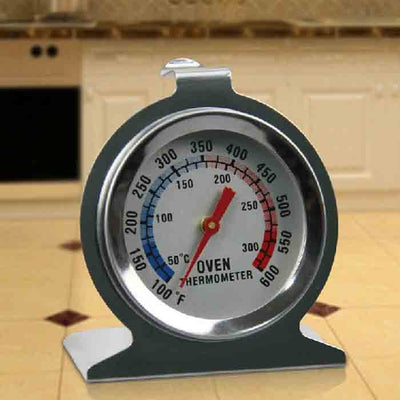 Home Food Meat Dial Stainless Steel Oven Thermometer