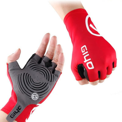 Half Finger Anti-slip  Bicycle Gloves