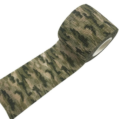 Army Camo Camouflage Elastic Tape Durable Tattoo Grip Wrap