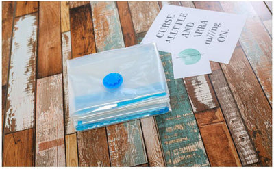 Transparent Home Vacuum Bag for Clothes
