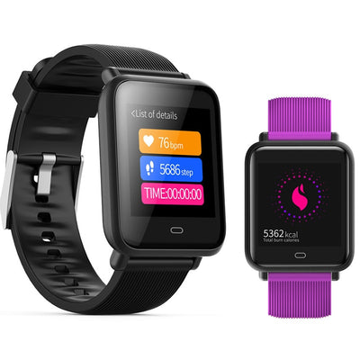 Multi-Dial Q9 Smartwatch IPX67 For Android IOS