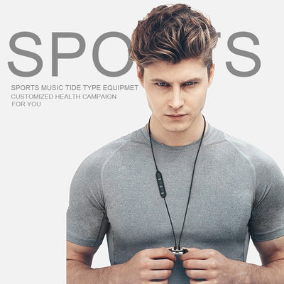 Sport Bluetooth Earphones Wireless Headphones