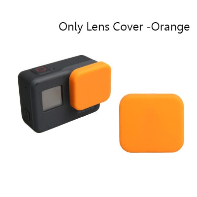 For Go Pro Camera Case Silicone Protective