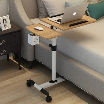 Foldable Computer Table Can be Lifted Desk