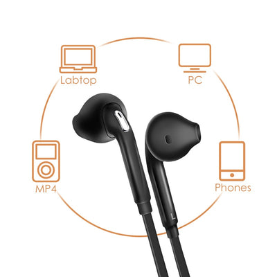Headphones Music Earbuds Stereo Gaming Earphone-3