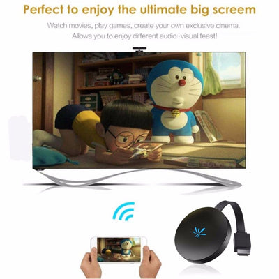 G6 TV Stick 2.4GHz Video WiFi Display Dongle TV Receiver