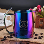 Barista Space Pitcher - Rainbow (450ml)