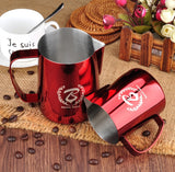 Barista space pitcher 350ml- Red
