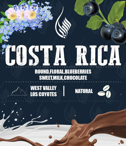 Costa Rica - West Valley