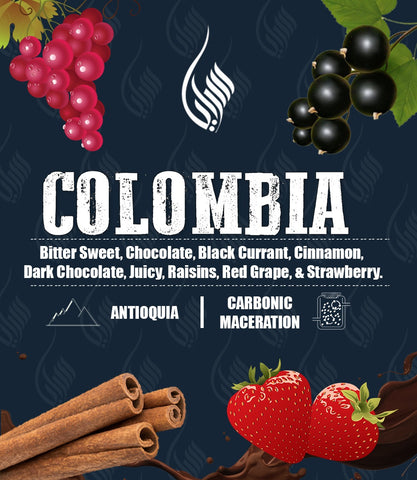Colombia - Antioquia Carbonic Maceration (Micro Lot)