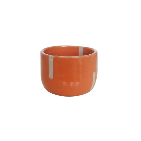 Handmade Cup Rectangle Jaffa Ginger (70ml)