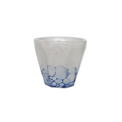 Handmade Cup Enormous Blue (180ml)