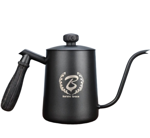 Barista Space Kettle - Black (600ml)