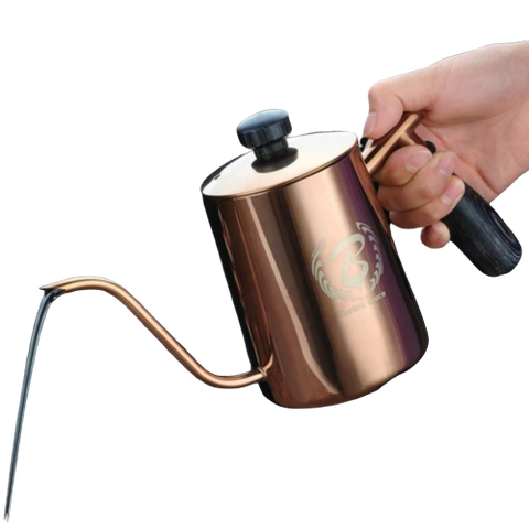 Barista Space Kettle - Rose Gold (600ml)