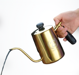 Barista Space Kettle - Golden (600ml)