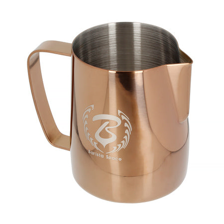 Barista Space Pitcher - Rose Golden (600ml)
