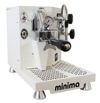 ACS Minima Dual Boiler Coffee Machine - White
