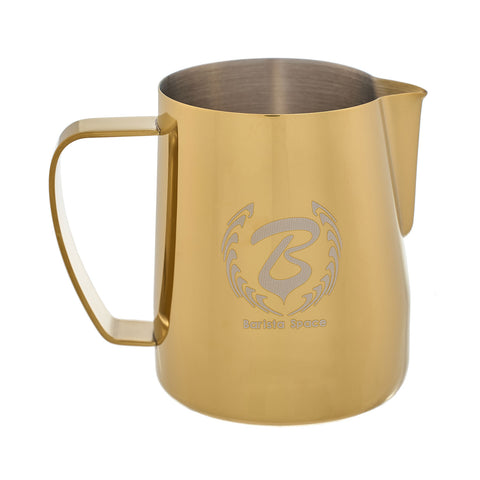 Barista Space Pitcher - Golden (350ml)