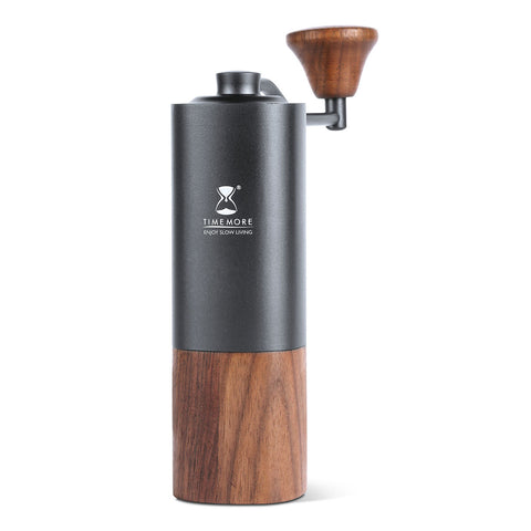 Timemore G1 Grinder - Black & Wood